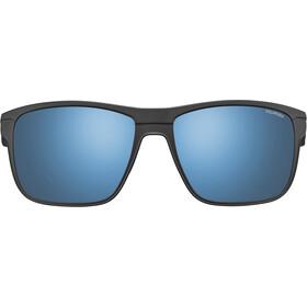 Julbo Renegade Polarized 3 Lunettes de soleil Homme, matt black/blue
